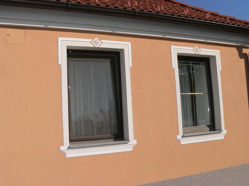Domek nátěr fasády Rakousko 23