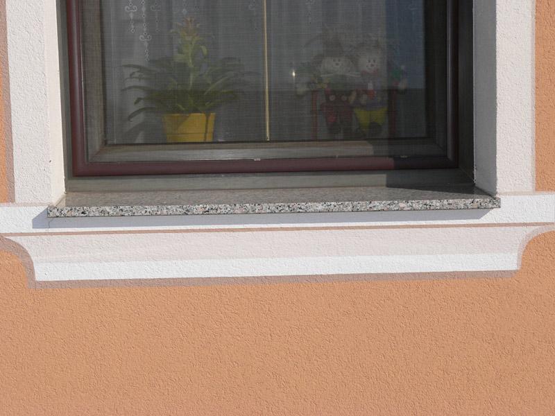 Domek nátěr fasády Rakousko 24