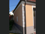 Domek nátěr fasády Rakousko 26