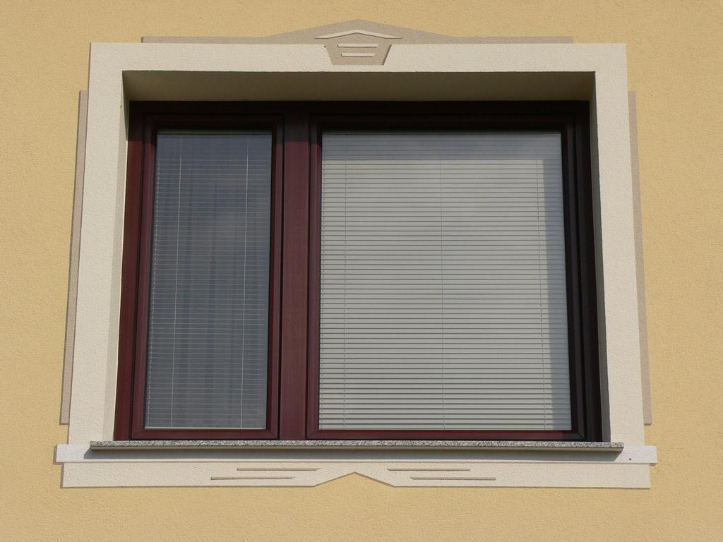 Domek nátěr fasády Rakousko 16