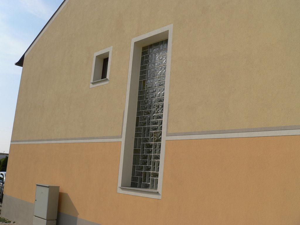 Domek nátěr fasády Rakousko 13