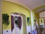 Malířské práce - Domov důchodců Božice 5