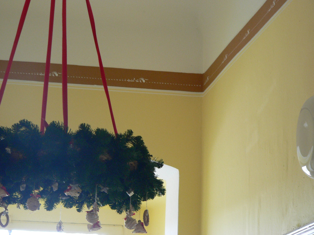 Malířské práce - Domov důchodců Božice 7