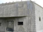 Před natěračskými pracemi Dyjákovice bunkr 5