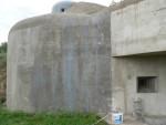 Před natěračskými pracemi Dyjákovice bunkr 6