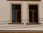 Restaurace a penzión Podzámčí - Malířské práce fasáda 4