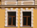 Restaurace a penzión Podzámčí - Malířské práce fasáda 5