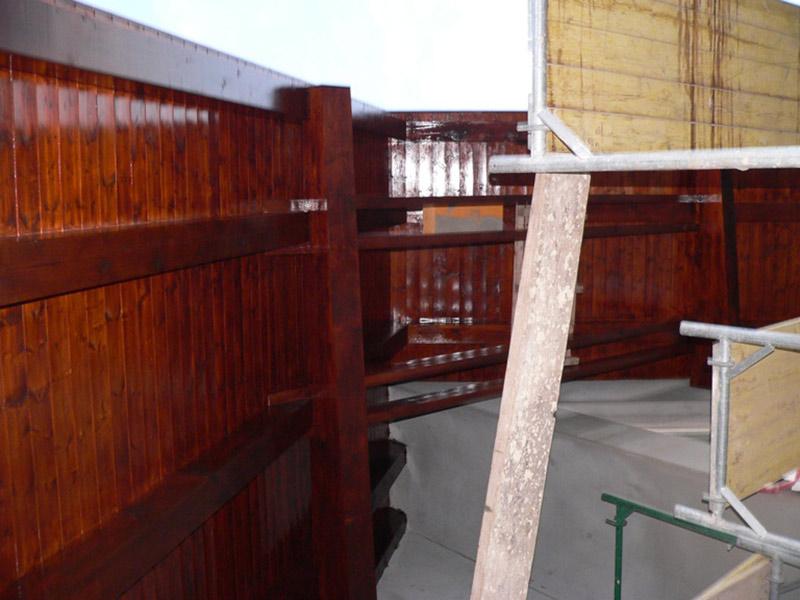 Nátěr dřeva 3