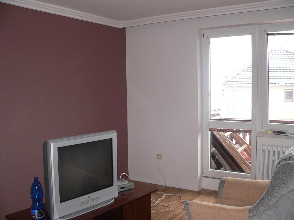 Malířské a tapetářské práce 3