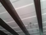 Natěračské práce Krhovice - renovace trámů 2