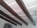 Natěračské práce Krhovice - renovace trámů 3