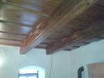 Natěračské práce Krhovice - renovace trámů 4